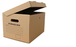 Buy Archive Cardboard  Boxes - Moving Office Boxes in London