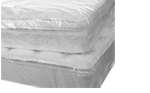 Buy Double Mattress cover - Plastic / Polythene   in London