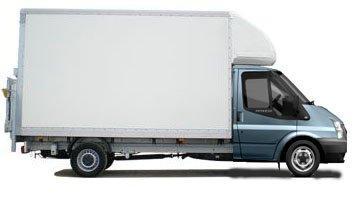 48a36ca7a4 Man and Luton Van in London ...