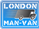 Man and Van Hire in London